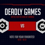 Death Games: King of Carnage (Round 1)