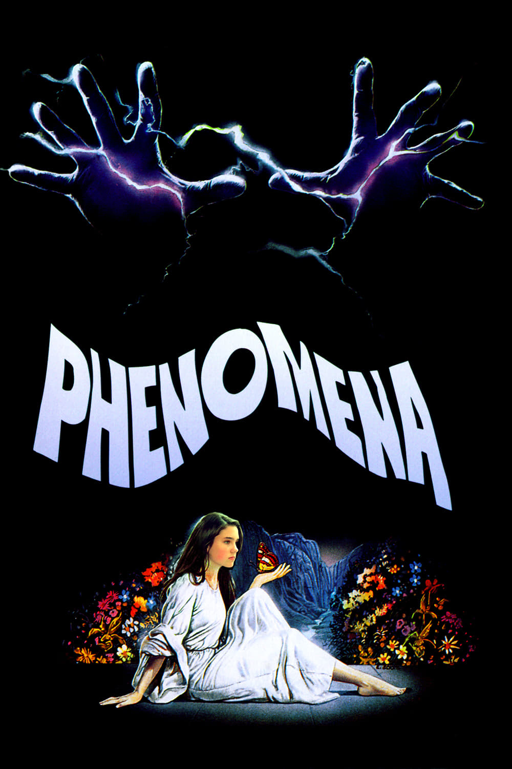 "Poster for the movie ""Phenomena"""