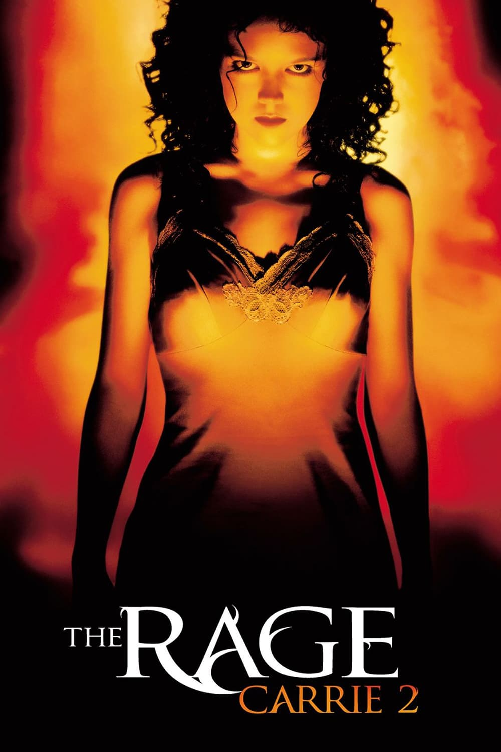 "Poster for the movie ""The Rage: Carrie 2"""