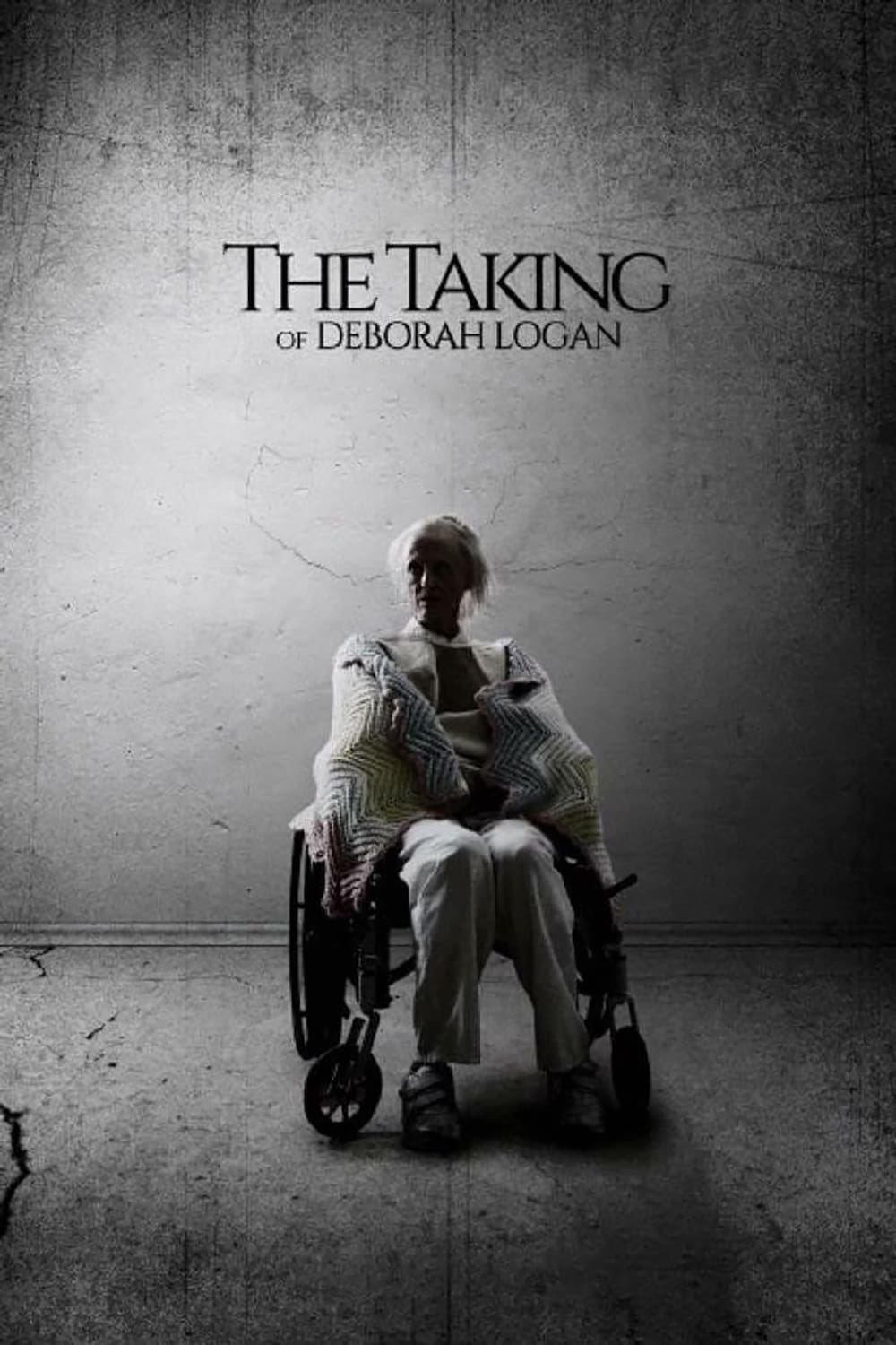 "Poster for the movie ""The Taking of Deborah Logan"""