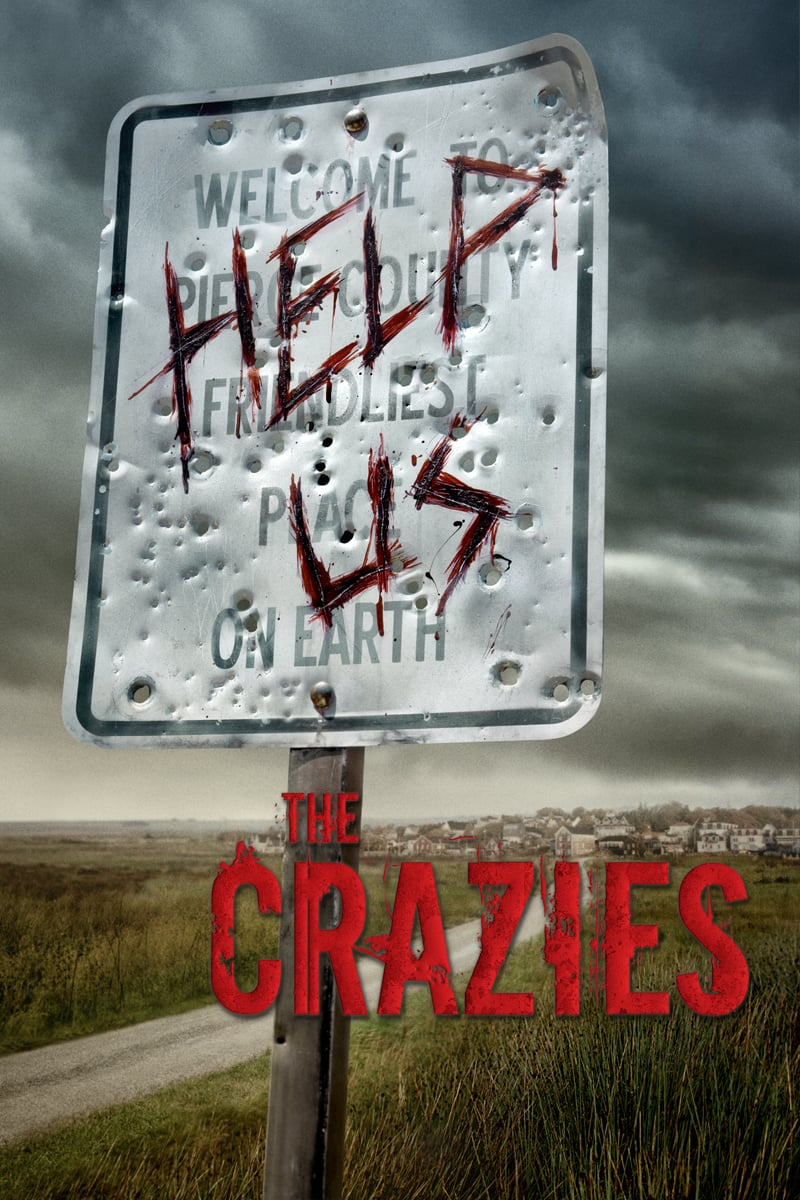 """Poster for the movie """"The Crazies"""""""