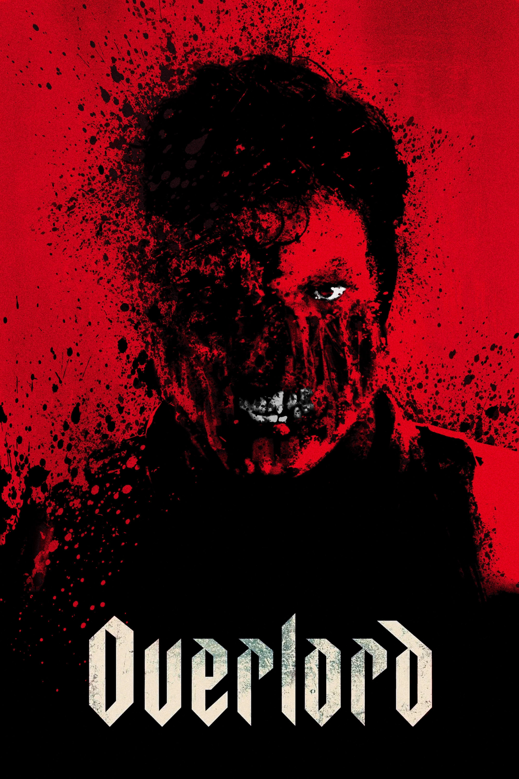 "Poster for the movie ""Overlord"""