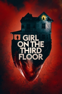 """Poster for the movie """"Girl on the Third Floor"""""""