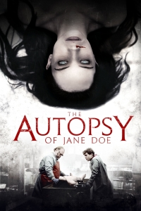 """Poster for the movie """"The Autopsy of Jane Doe"""""""