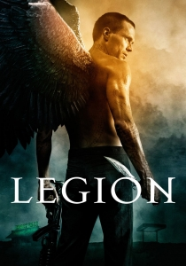 """Poster for the movie """"Legion"""""""