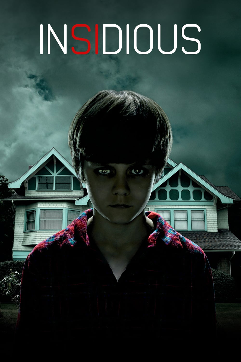 """Poster for the movie """"Insidious"""""""