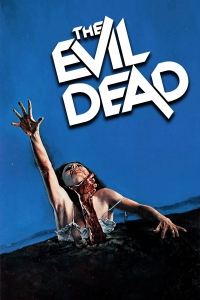 "Poster for the movie ""The Evil Dead"""