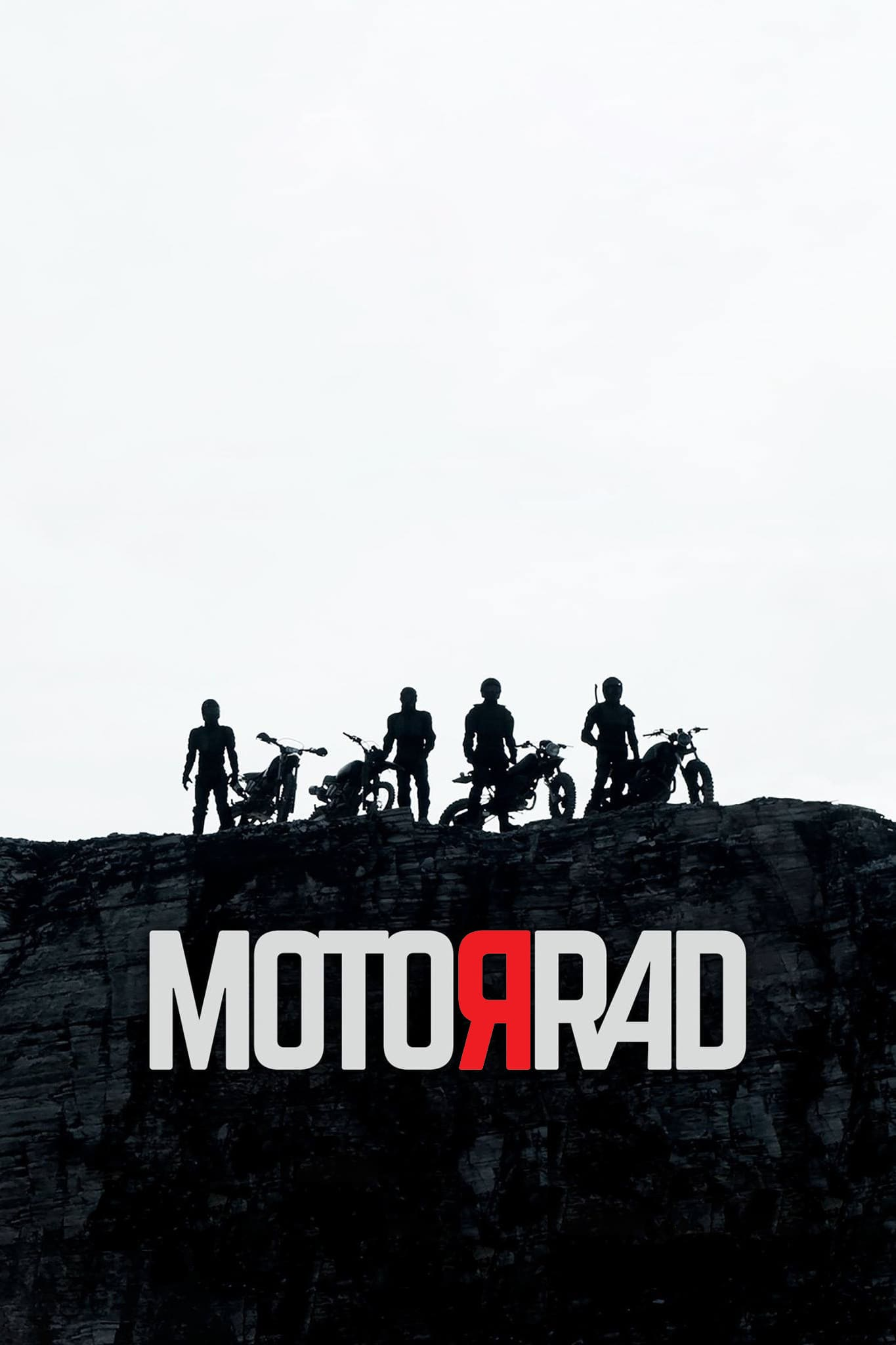 "Poster for the movie ""Motorrad"""