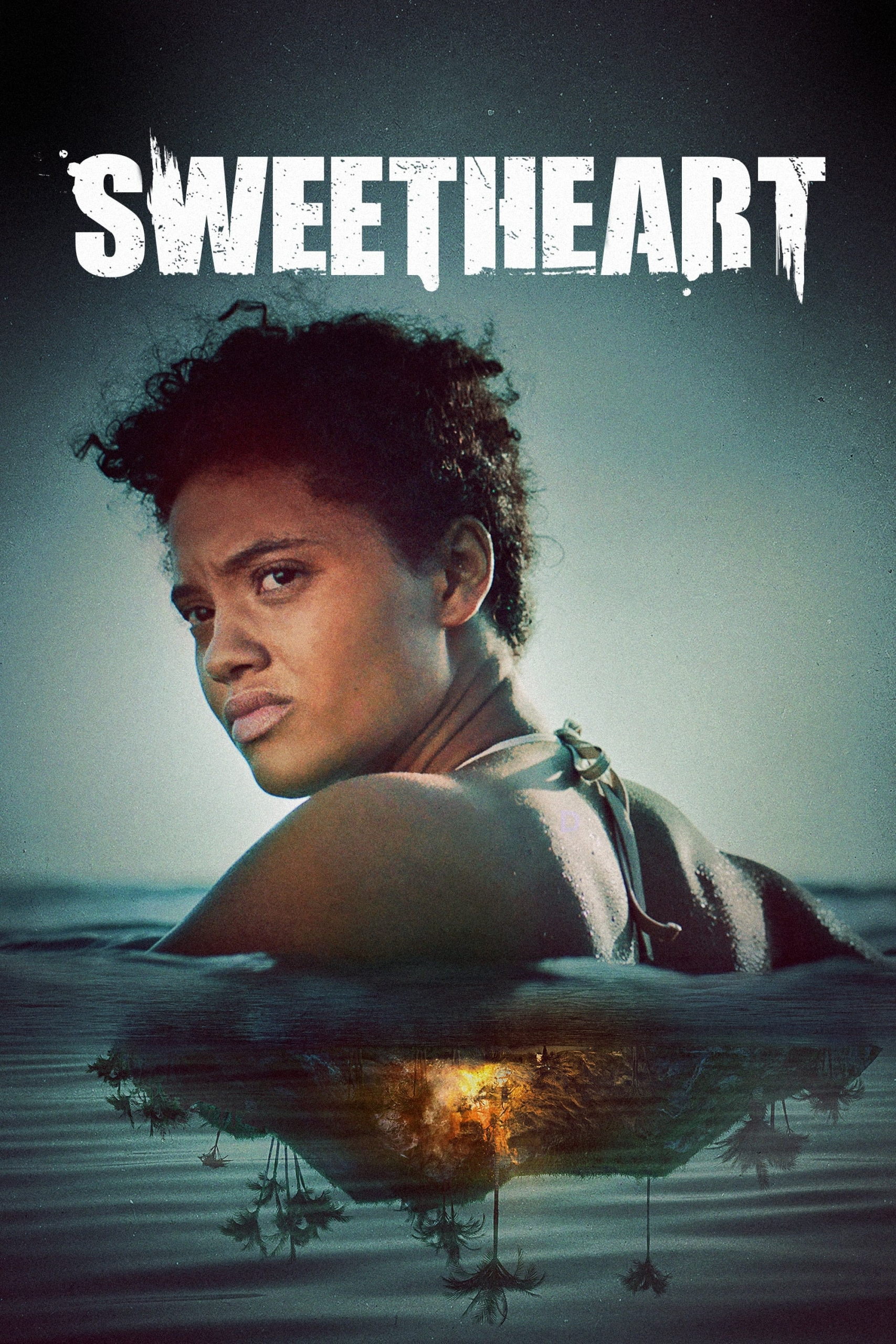 """Poster for the movie """"Sweetheart"""""""