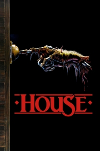 """Poster for the movie """"House"""""""