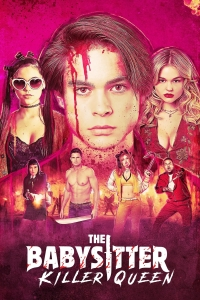 """Poster for the movie """"The Babysitter: Killer Queen"""""""