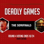 Death Games Week 4: Tussle For Two (Semifinals)