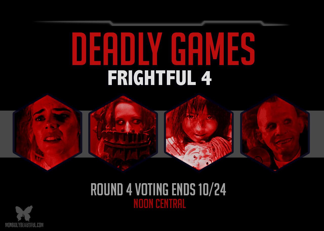 death games round 4