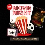 Movie Night: Tokyo Stay Home Massacre (2020)