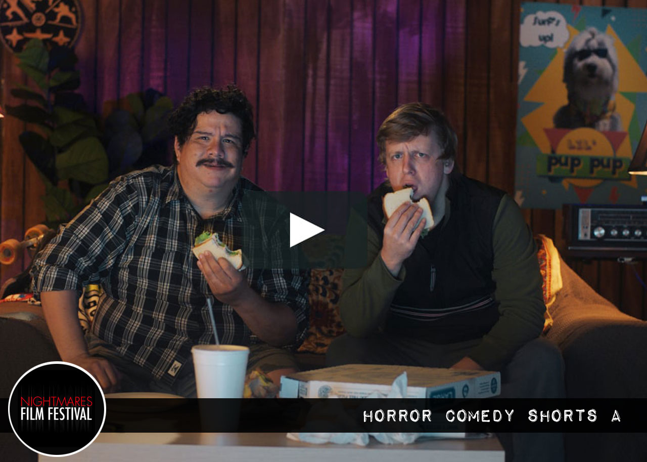 horror comedy shorts
