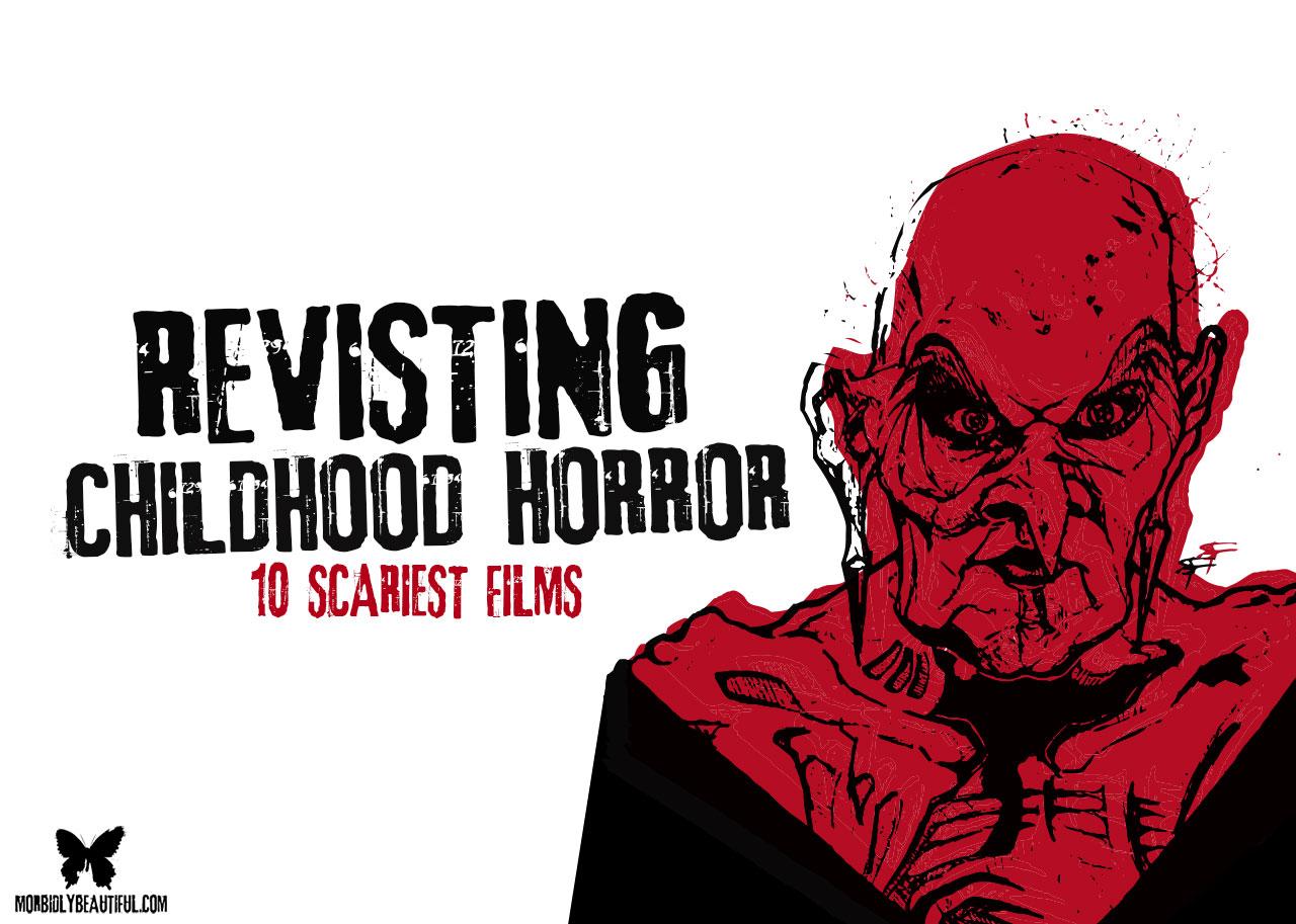 scariest childhood films