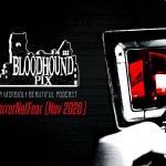 Bloodhound Pix Podcast: #HorrorNotFear (Nov 2020)