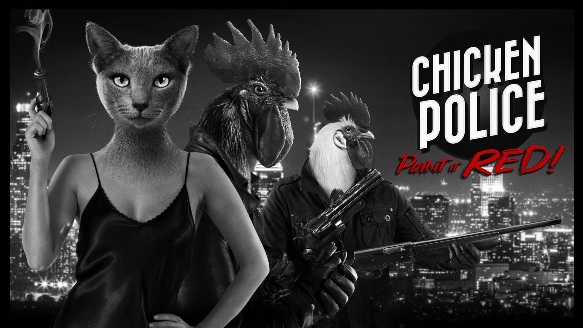 chicken-police-art