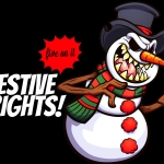Five on It: Festive Frights