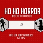 Ho Ho Horror Bracket: Holiday Hero (Round 1)