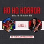 Ho Ho Horror Bracket: The Festive 4 (Round 4)