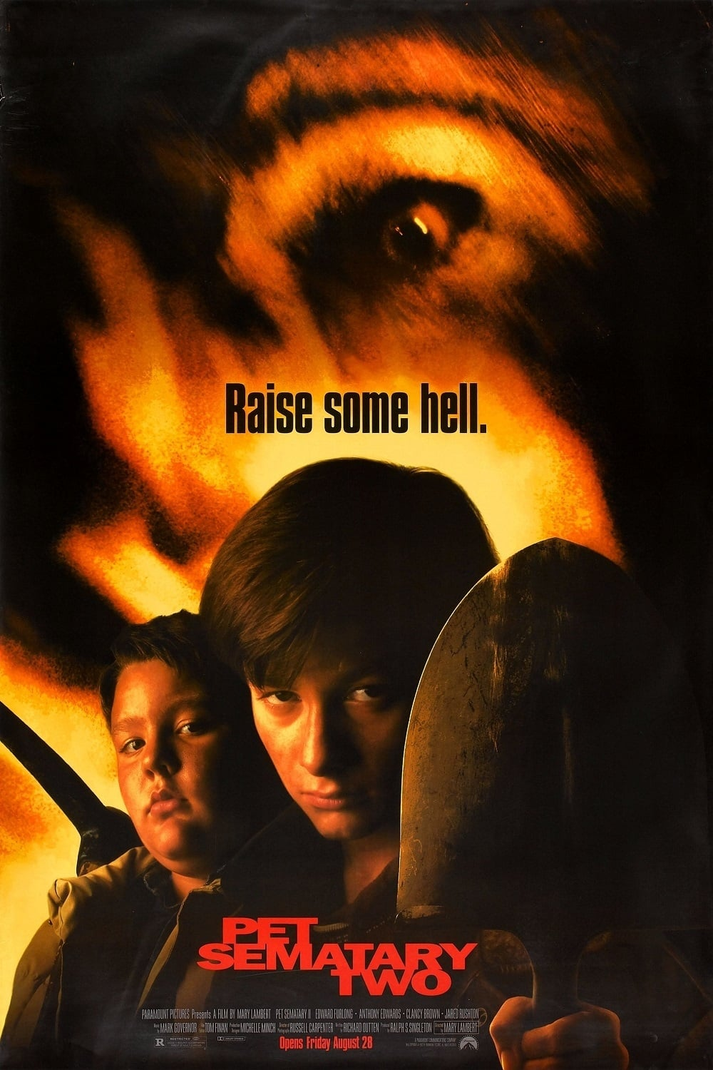 """Poster for the movie """"Pet Sematary II"""""""