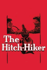 """Poster for the movie """"The Hitch-Hiker"""""""