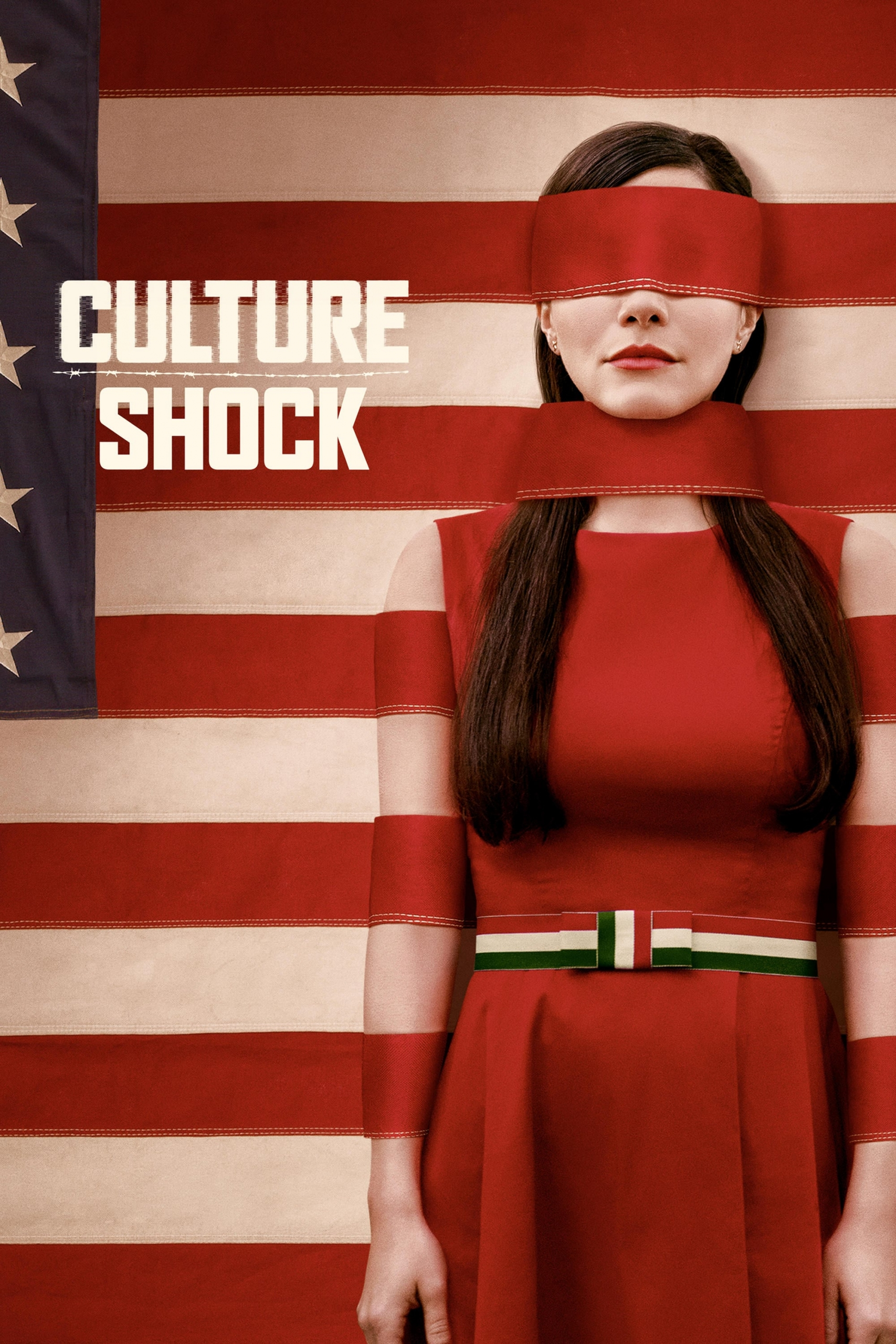 "Poster for the movie ""Culture Shock"""