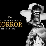 Hallowed Halls of Horror: Godzilla (1954)