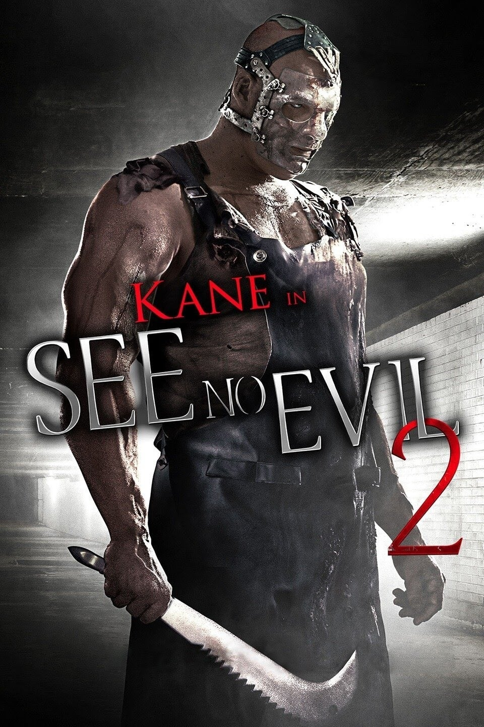 "Poster for the movie ""See No Evil 2"""