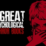 Five Scariest Psychological Horror Books