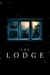"""Poster for the movie """"The Lodge"""""""