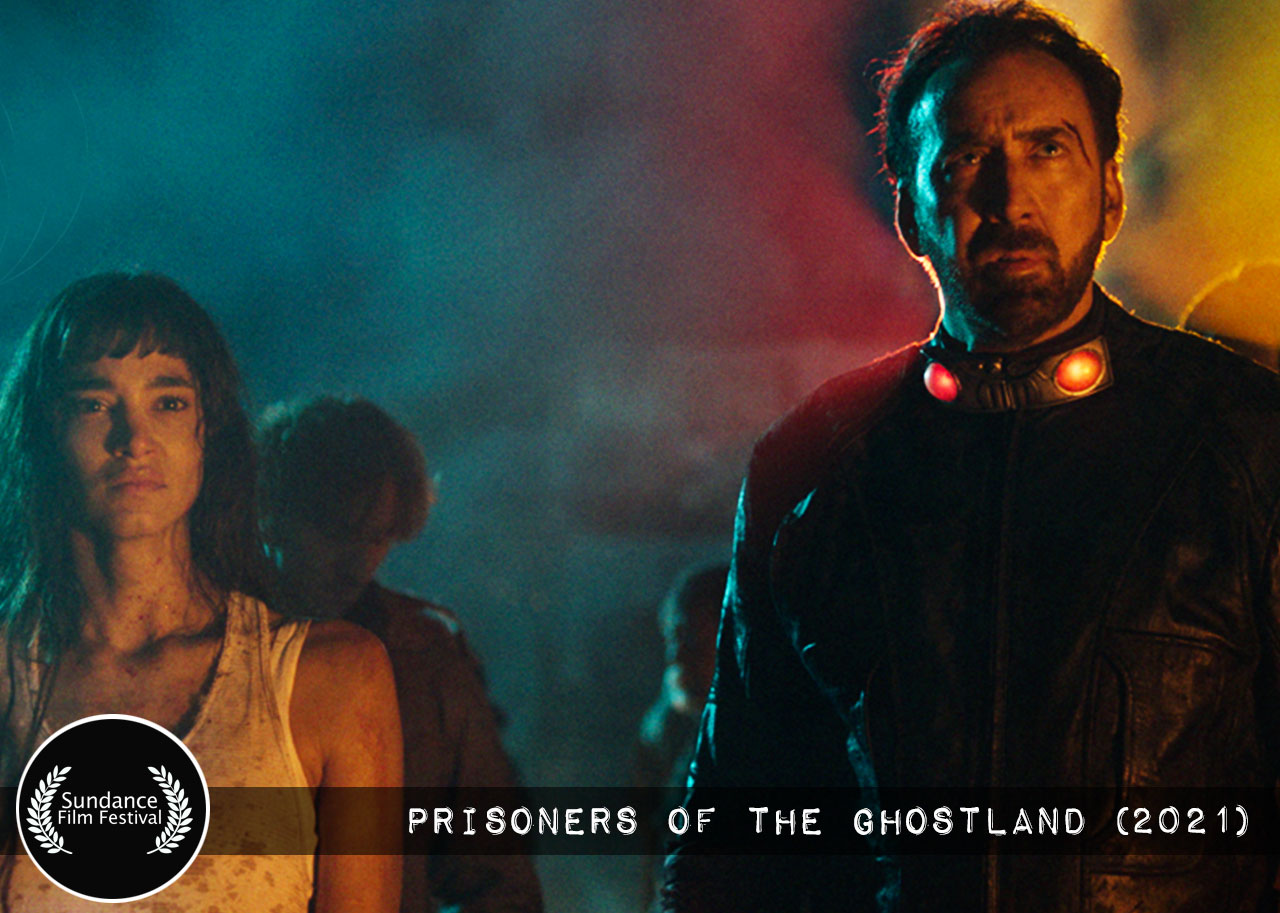 Prisoners of the Ghostland