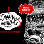 Cheer and Loathing: Musical Maneaters
