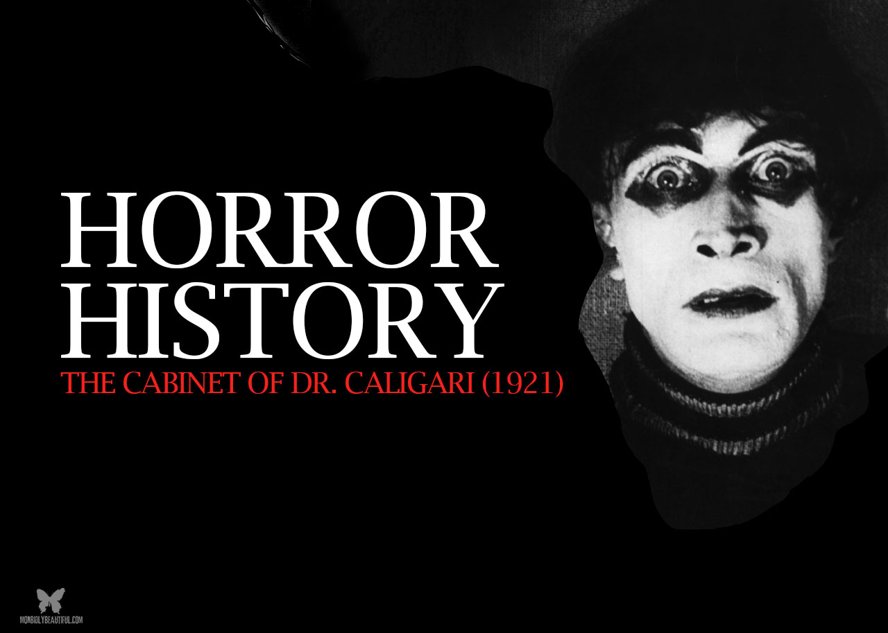 Horror History The Cabinet of Dr. Caligari