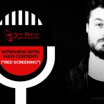 New Horror Express: Maxi Contenti Interview