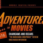 Adventures in Movies: Chainsaws and Oscars