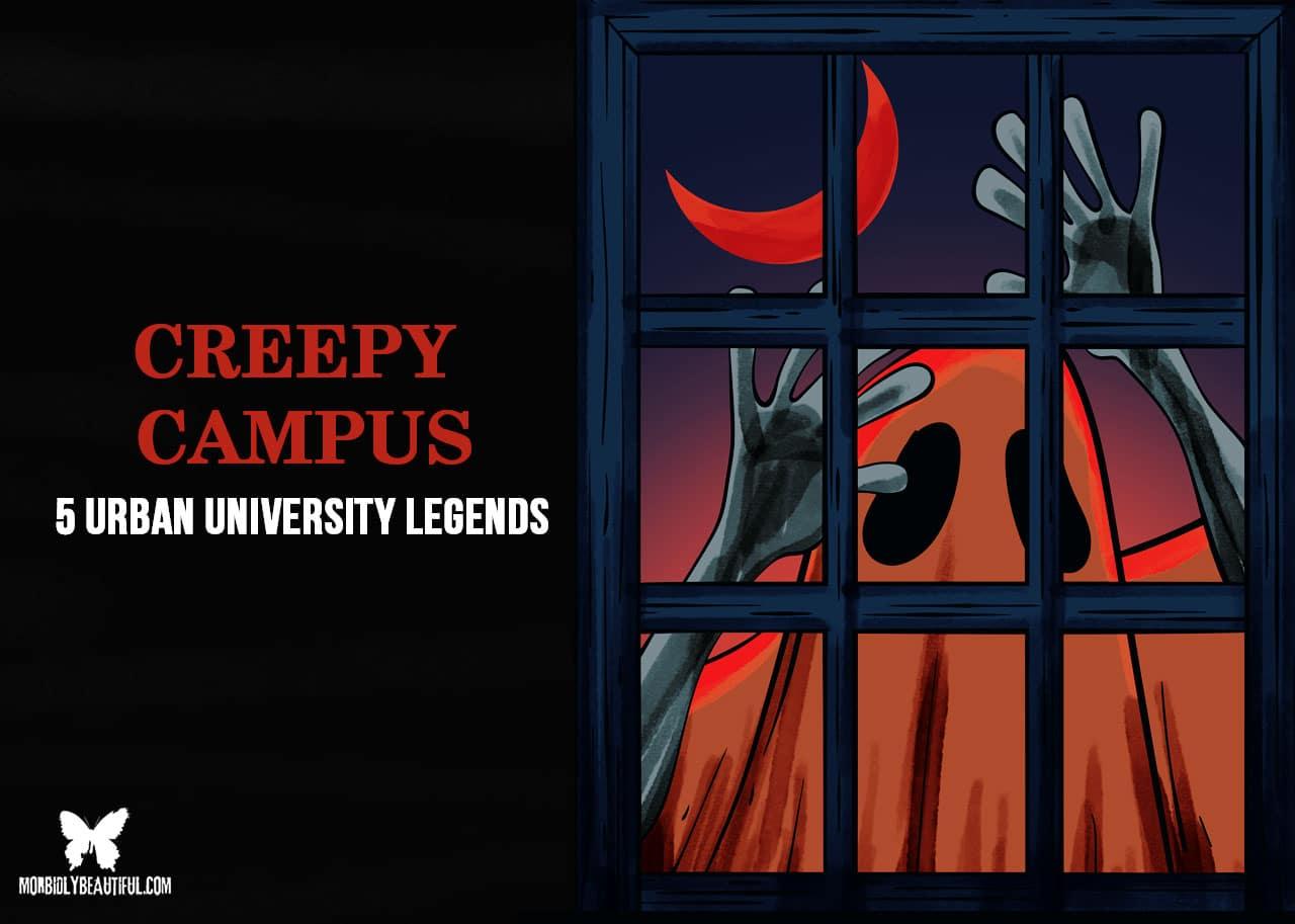 university urban legends