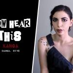 Now Hear This: Kanga (2016)