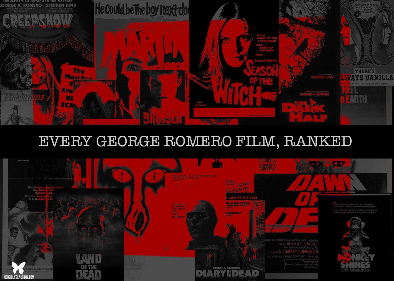 Romero Ranked