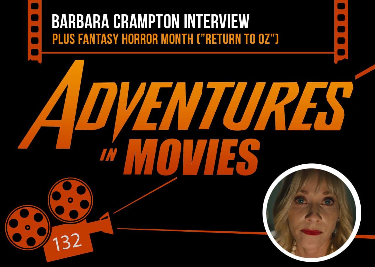 Barbara Crampton Interview King Knight