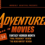 Adventures in Movies: The Head Hunter/Final Frequency