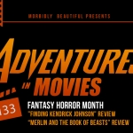 Adventures in Movies: Merlin and the Book of Beasts