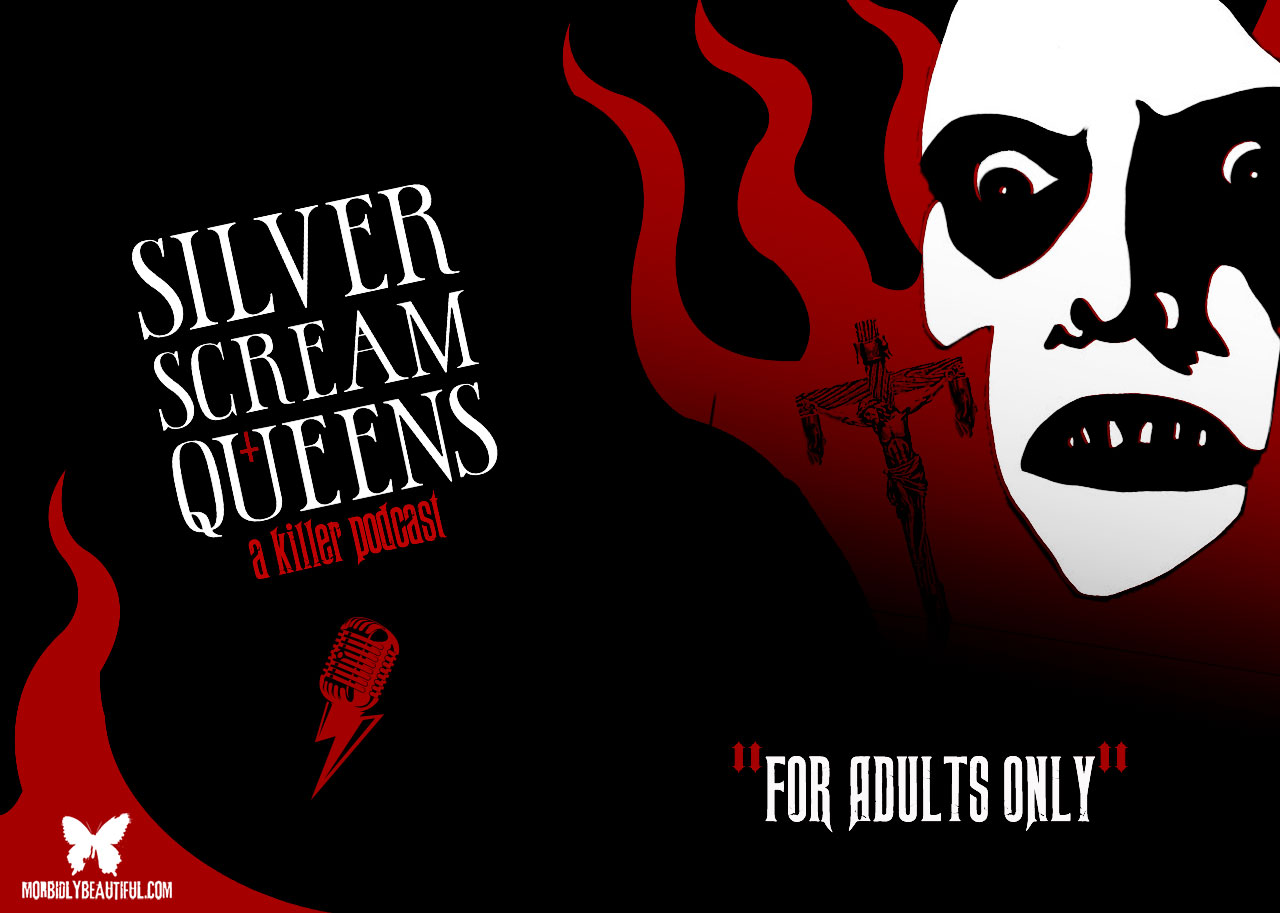 Silver Scream Queens For Adults Only