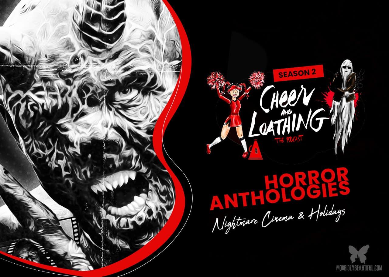 horror anthologies