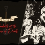 The Daily Dig: Bloodbath at the House of Death (1984)