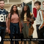 Netflix and Chills: There's Someone Inside Your House